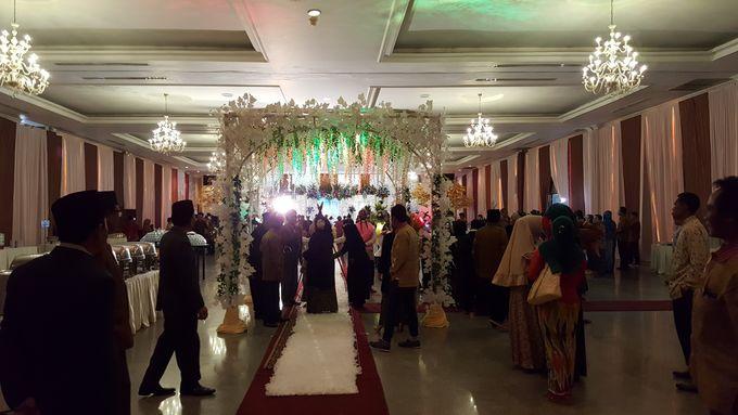 Contoh Dekorasi Tambahan Wedding Tradisional by Hotel Istana Nelayan - 004