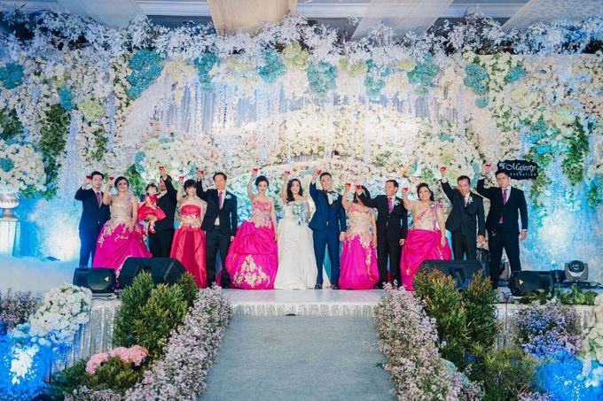 The Wedding Of Mr.Thomas & Ms.Stevanny by Meedjin Couture - 005