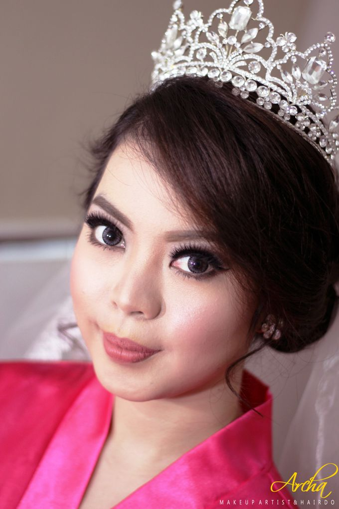 My Bridal Makeup by Archa makeup artist - 012