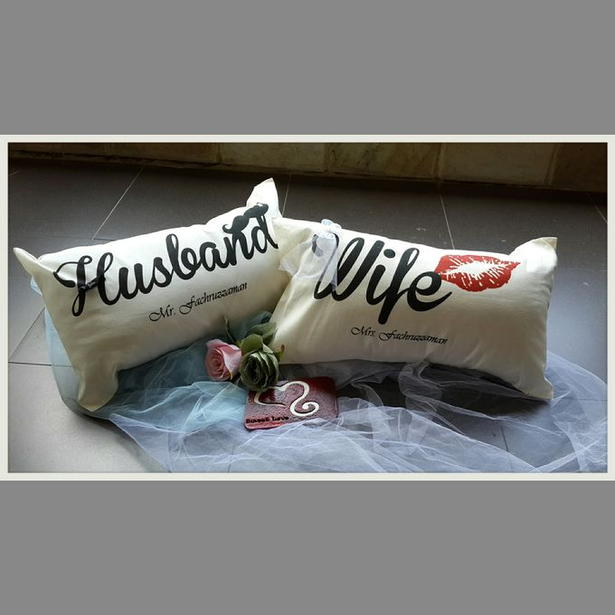 Wedding Pillow by Sweetlovecollection - 004