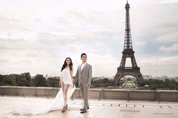 Wedding Norman & Chikka by Hotel Borobudur Jakarta - 001