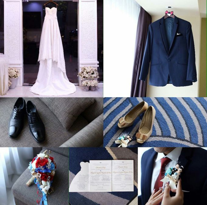 Wedding Day Of Hendrik & Sefi by Edelweis Organizer - 007