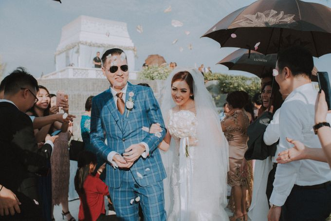 Wedding Of Tony & Melanie by Mira Mi Bali Wedding - 005