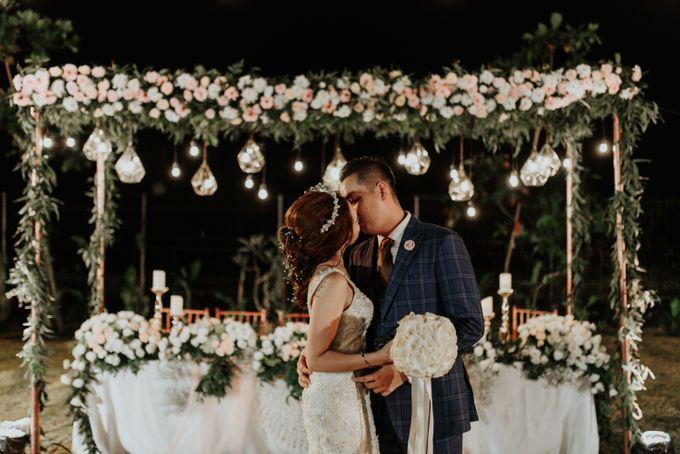 Wedding Of Tony & Melanie by Mira Mi Bali Wedding - 006