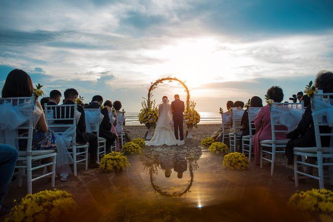 Wedding Shandy and Wenny- 11 November 2017 by Anantara Seminyak Bali Resort - 004