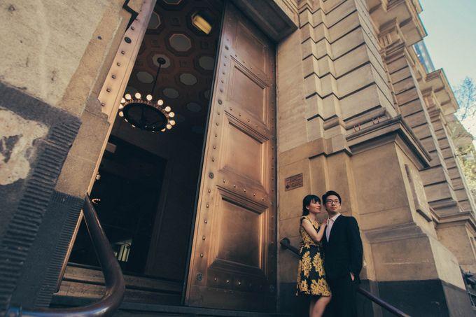 Rio & Vince Melbourne Engagement by Ian Vins - 027