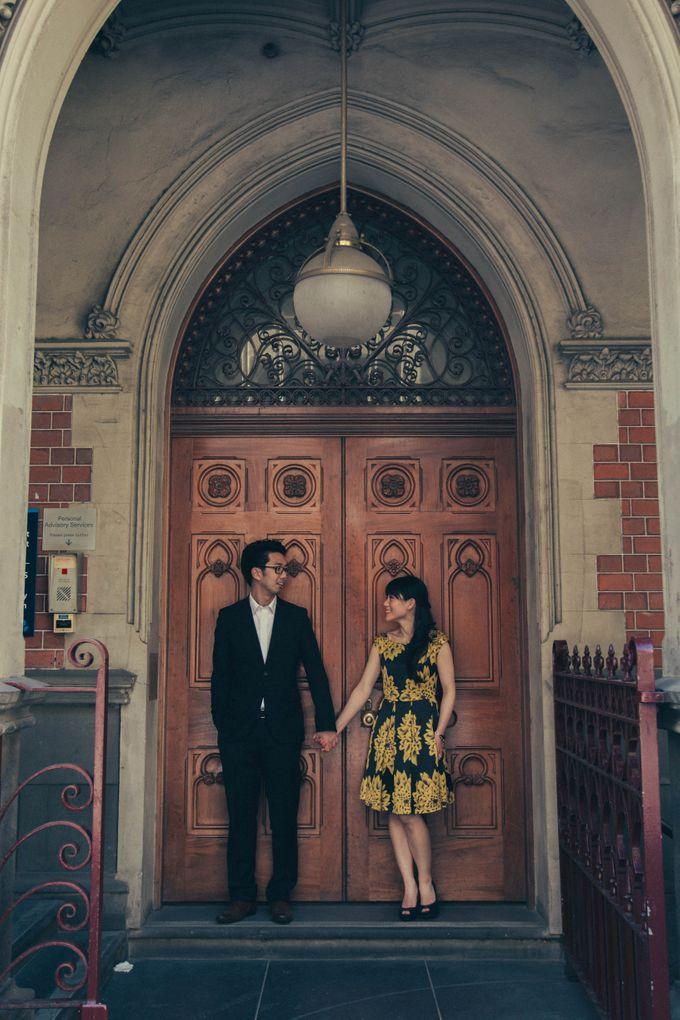 Rio & Vince Melbourne Engagement by Ian Vins - 024