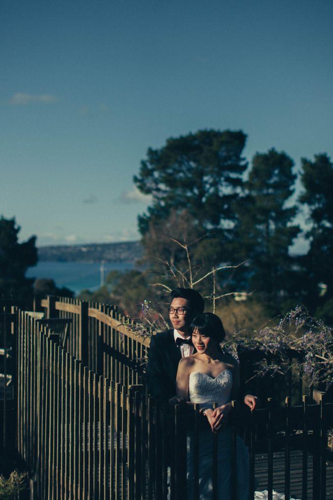 Rio & Vince Melbourne Engagement by Ian Vins - 033