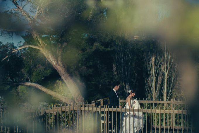 Rio & Vince Melbourne Engagement by Ian Vins - 032