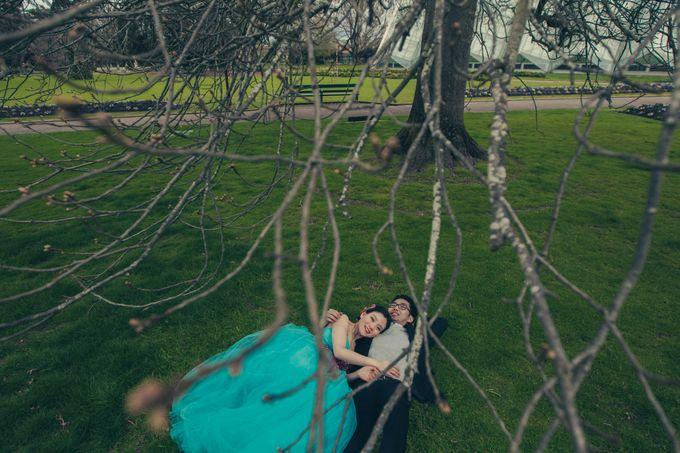 Rio & Vince Melbourne Engagement by Ian Vins - 016