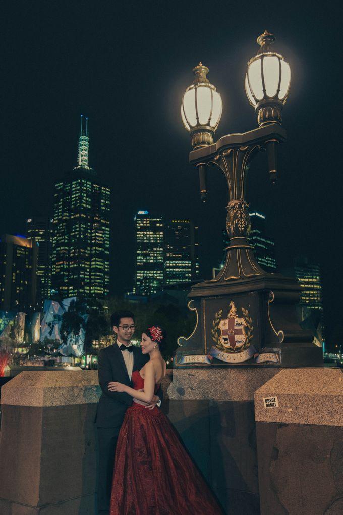 Rio & Vince Melbourne Engagement by Ian Vins - 038