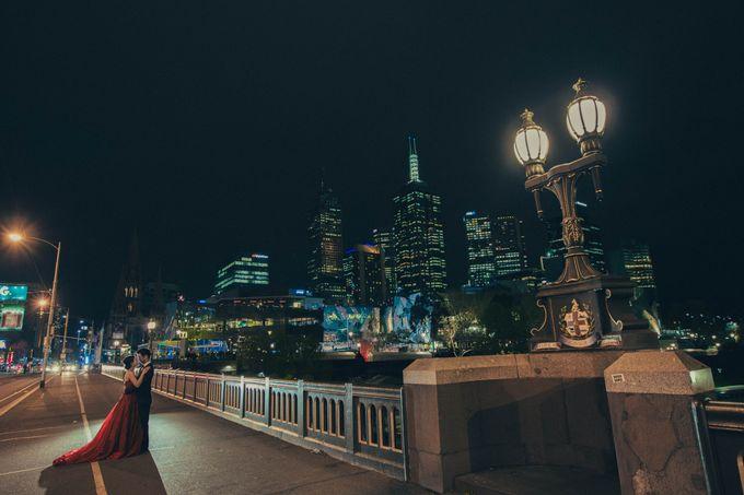 Rio & Vince Melbourne Engagement by Ian Vins - 037