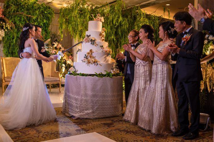 The Wedding of Arnold & Felicita by Shangri-La Hotel - 024