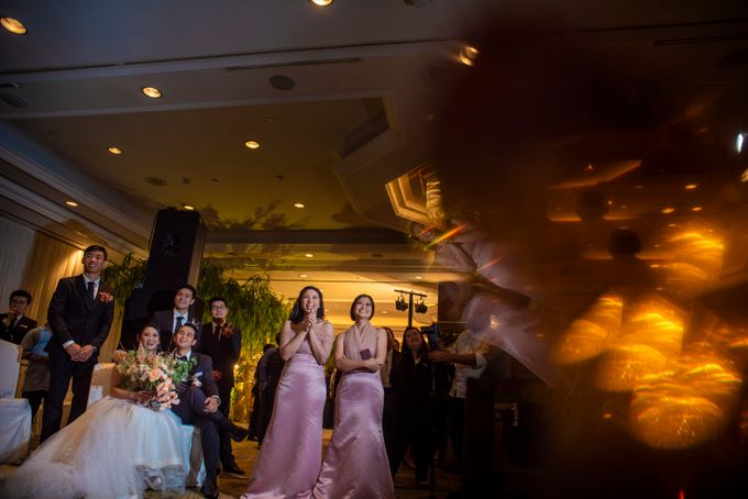 The Wedding of Arnold & Felicita by Shangri-La Hotel - 026