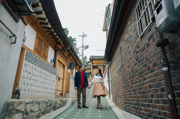 Jeff & Rachel Seoul Pre-wedding by Ian Vins - 009