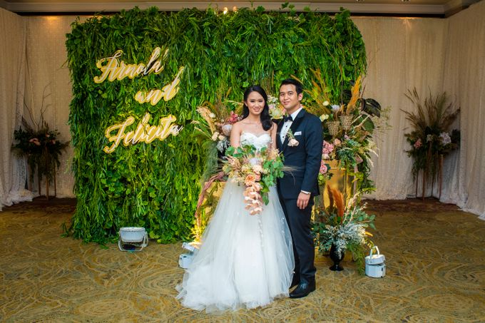 The Wedding of Arnold & Felicita by Shangri-La Hotel - 018