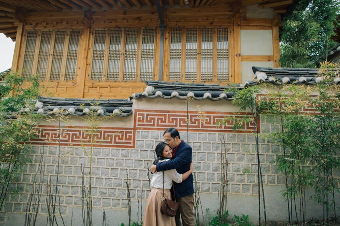 Jeff & Rachel Seoul Pre-wedding by Ian Vins - 011