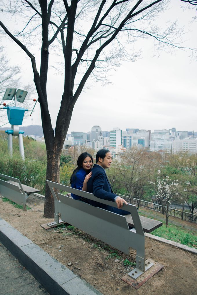 Jeff & Rachel Seoul Pre-wedding by Ian Vins - 028