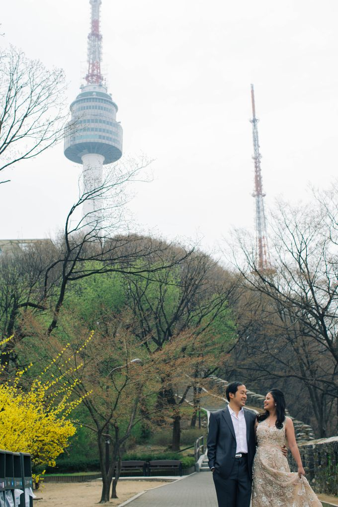 Jeff & Rachel Seoul Pre-wedding by Ian Vins - 036