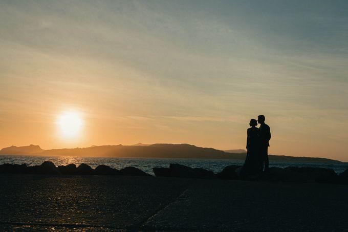 Xan & Natalie Santorini Engagement by Ian Vins - 034