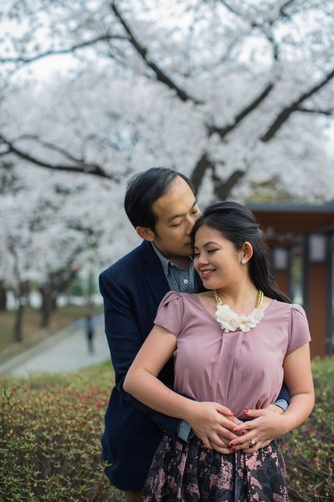 Jeff & Rachel Seoul Pre-wedding by Ian Vins - 007
