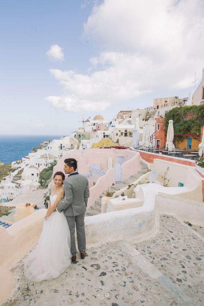 Xan & Natalie Santorini Engagement by Ian Vins - 016