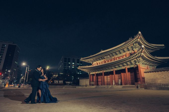 Jeff & Rachel Seoul Pre-wedding by Ian Vins - 038