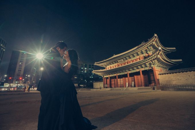 Jeff & Rachel Seoul Pre-wedding by Ian Vins - 039