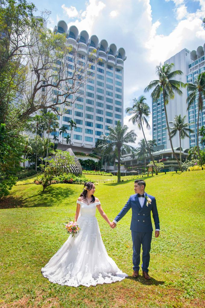 Shangrila Hotel Solemnisation by GrizzyPix Photography - 004