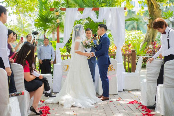 Shangrila Hotel Solemnisation by GrizzyPix Photography - 001