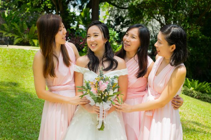 Shangrila Hotel Solemnisation by GrizzyPix Photography - 041