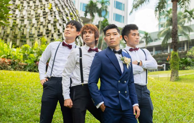Shangrila Hotel Solemnisation by GrizzyPix Photography - 043