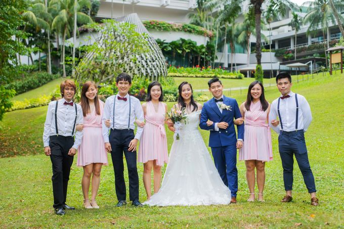 Shangrila Hotel Solemnisation by GrizzyPix Photography - 046