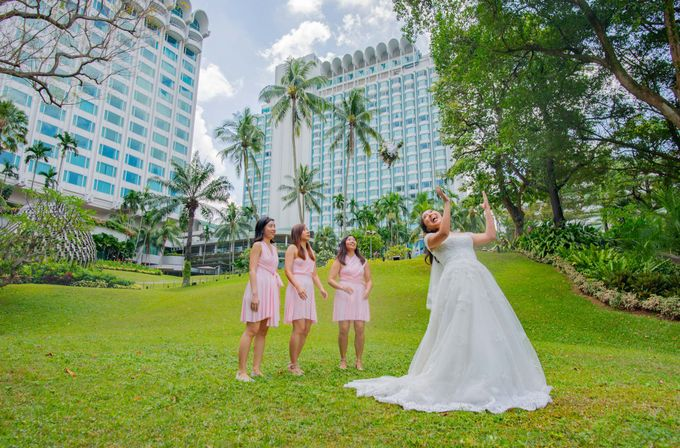 Shangrila Hotel Solemnisation by GrizzyPix Photography - 047