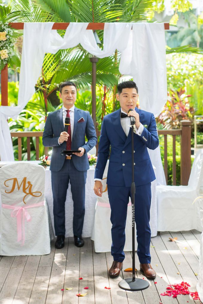 Shangrila Hotel Solemnisation by GrizzyPix Photography - 018