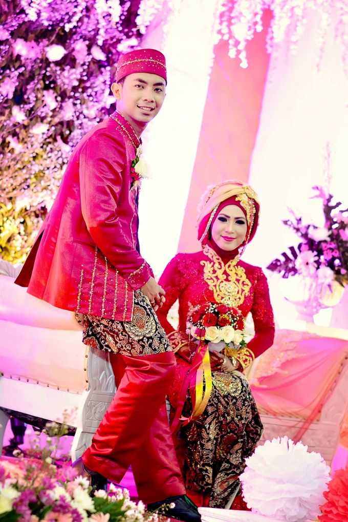 Wedding Of Nurma & Wisnu by GRAINIC Creative Studio - 002