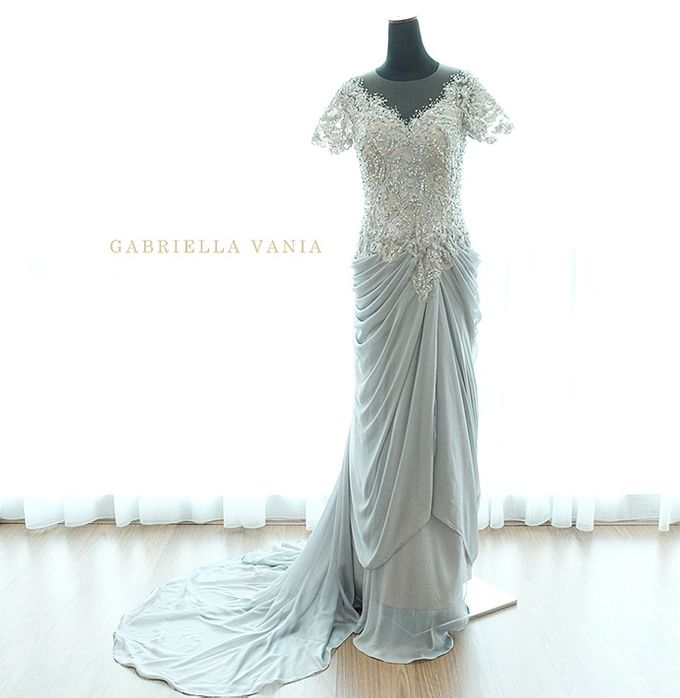 Family Gowns (Mother / Sister Gown) by GV by Gabriella Vania - 021