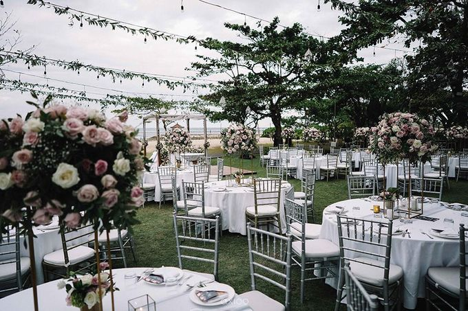 Beachfront Wedding at Sofitel Bali by Sofitel Bali Nusa Dua Beach Resort - 003