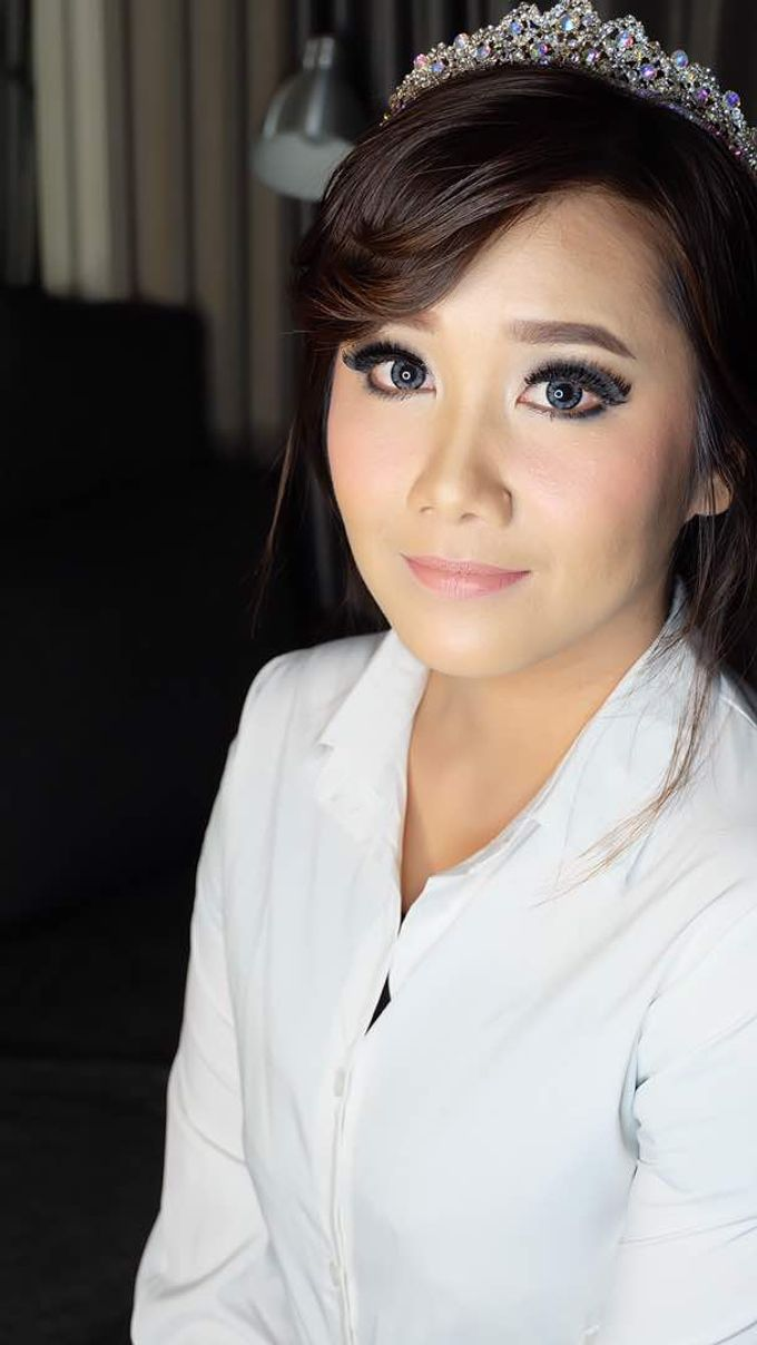 Make Up Ms Lidya by Flo Make Up Artist - 012