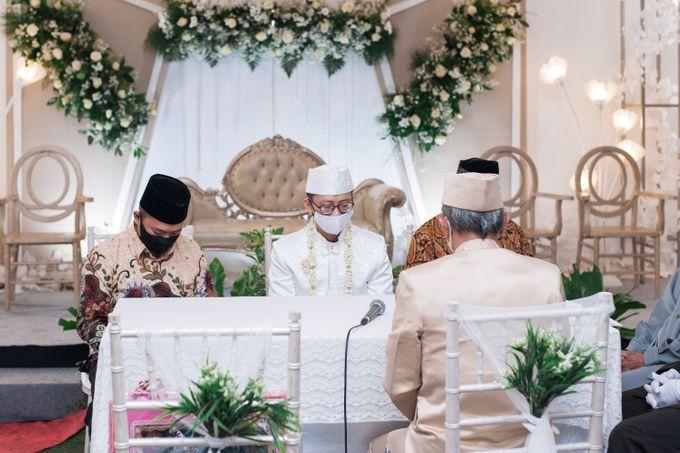 wedding Adiva & Alvin by Ihya Imaji Wedding Photography - 019