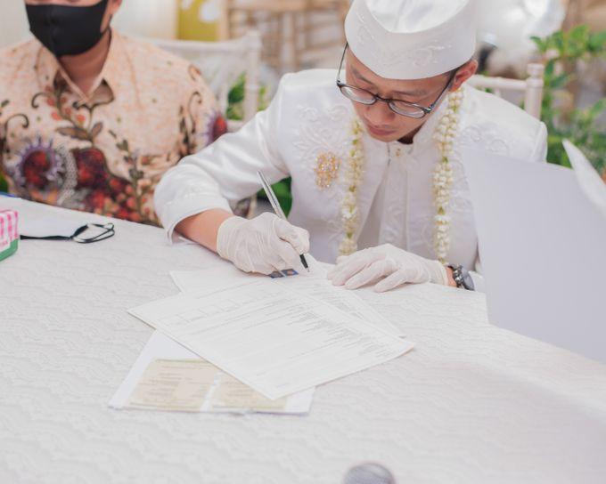 wedding Adiva & Alvin by Ihya Imaji Wedding Photography - 009