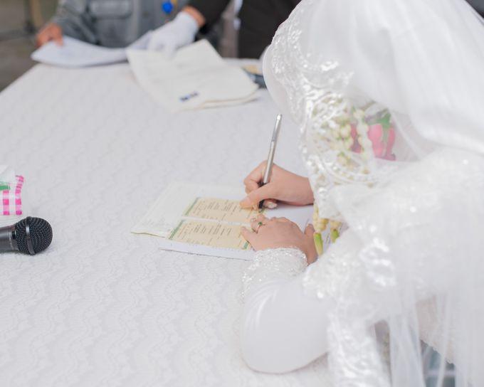 wedding Adiva & Alvin by Ihya Imaji Wedding Photography - 010