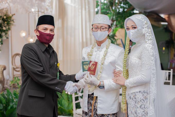 wedding Adiva & Alvin by Ihya Imaji Wedding Photography - 012