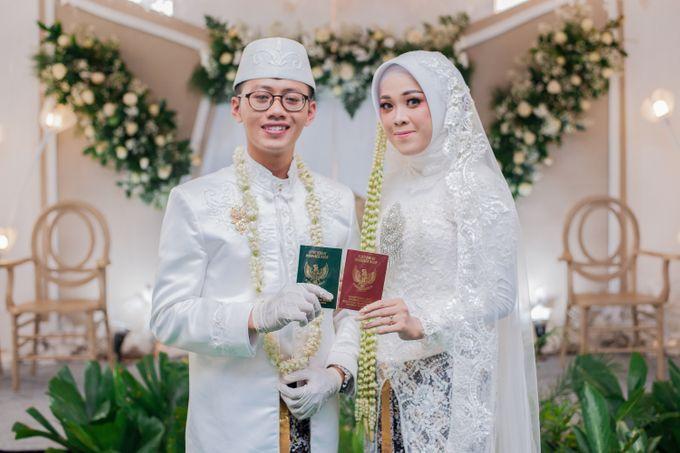 wedding Adiva & Alvin by Ihya Imaji Wedding Photography - 013