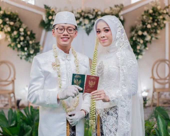 wedding Adiva & Alvin by Ihya Imaji Wedding Photography - 015
