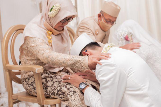 wedding Adiva & Alvin by Ihya Imaji Wedding Photography - 028