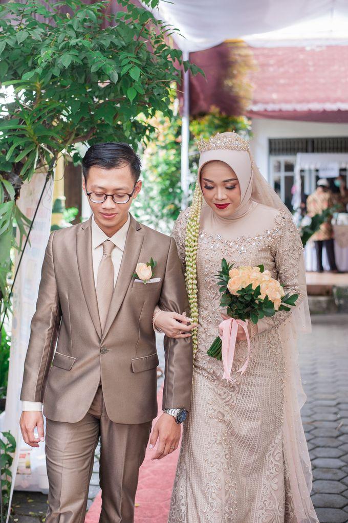 wedding Adiva & Alvin by Ihya Imaji Wedding Photography - 031