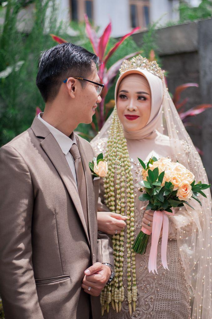 wedding Adiva & Alvin by Ihya Imaji Wedding Photography - 034