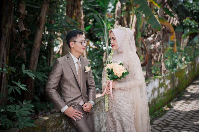 wedding Adiva & Alvin by Ihya Imaji Wedding Photography - 006