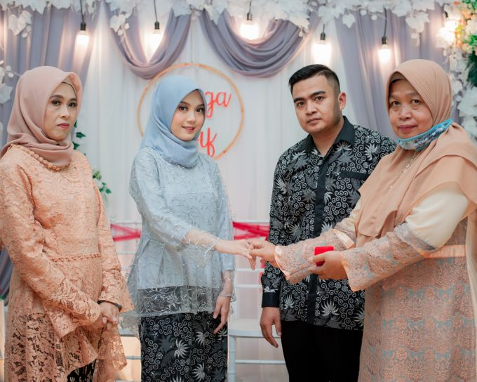 Engagement Lingg & Hanif by Ihya Imaji Wedding Photography - 002